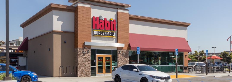 Habit Burger storyboard