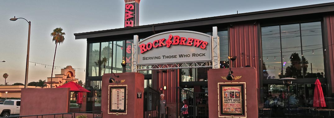 Rock & Brews - storyboard