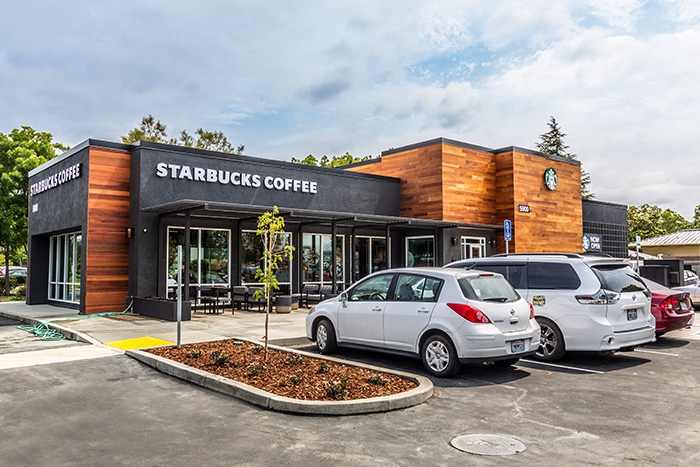 Pleasanton-Starbucks